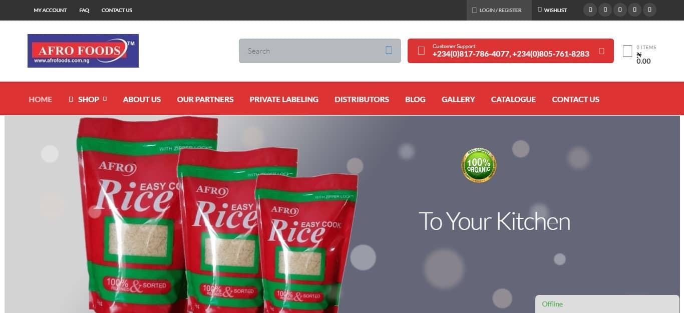 web design Nigeria