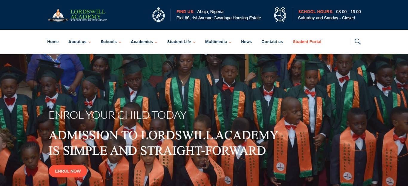 Lordswill academy