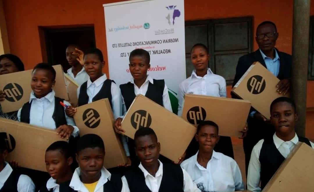 ICT training for edo secondary schools
