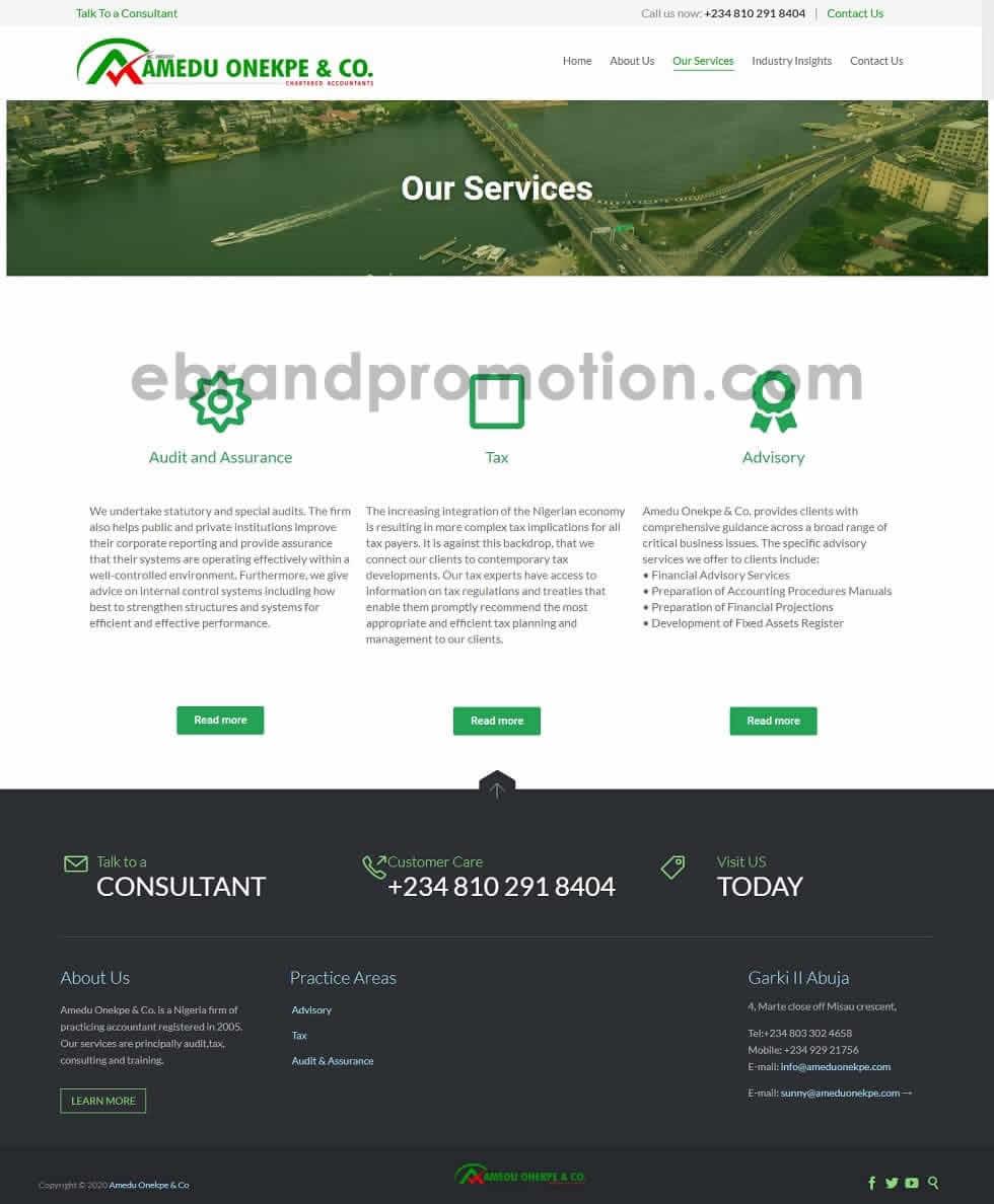 web design project 2