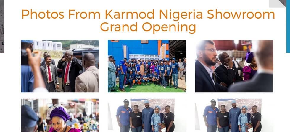 Karmod Nigeria